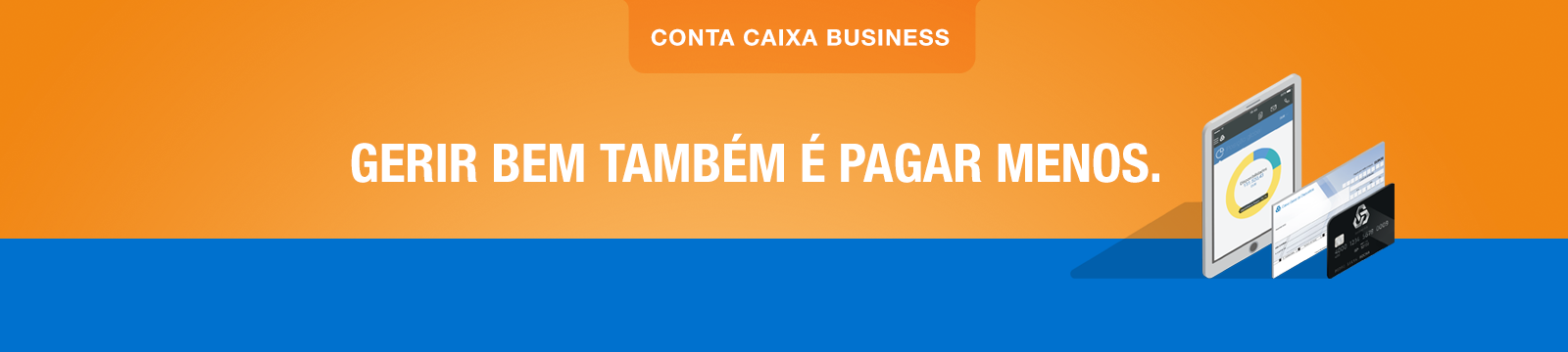 Conta Caixa Business
