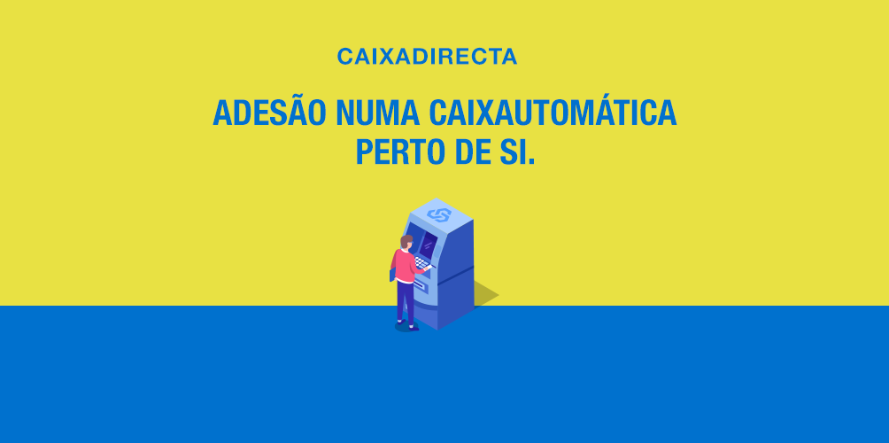 Adira ao Caixadirecta com o seu Extrato Global