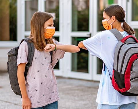 Coronavírus: Como explicar às crianças