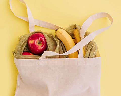 Evite o desperdício alimentar