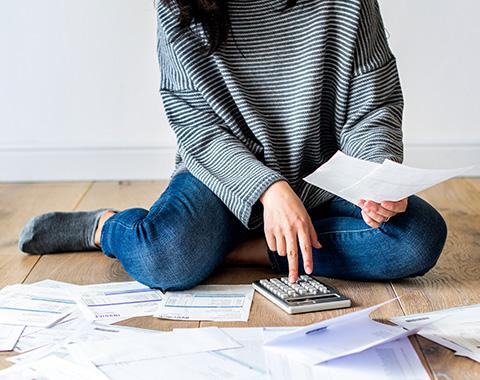 Gestão dos empréstimos
